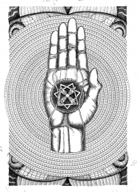 Ace of Disks Tarot Card
